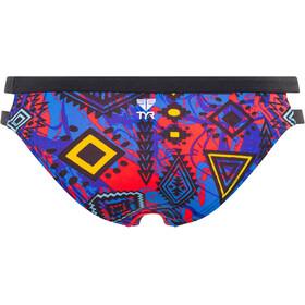 TYR Santa Ana Mini Bikini Bottom Dam black/multi